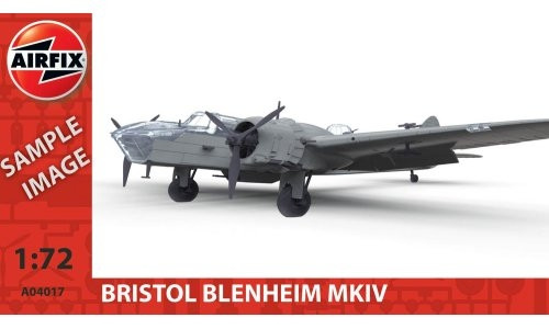 Airfix Bristol Blenheim MkIV (Fighter) 1/72