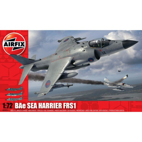 Airfix Sea Harrier FRS1 1/72