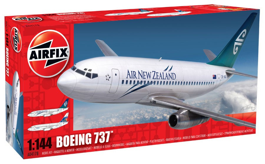 Airfix Boeing 737 Australian Markings 1/144