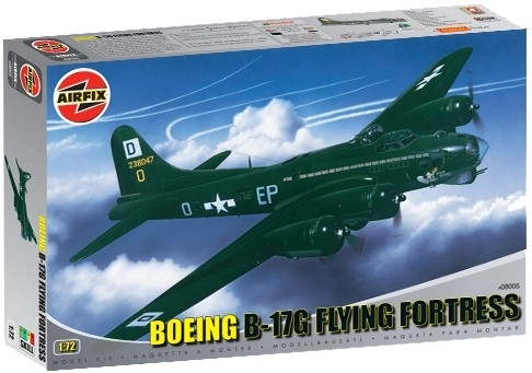 Airfix Boeing B-17G Flying Fortress
