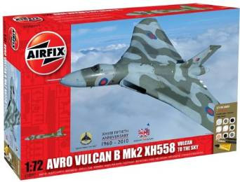 Airfix Vulcan To The Sky 1/72