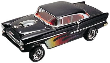 Revell 55 Chevy street machine