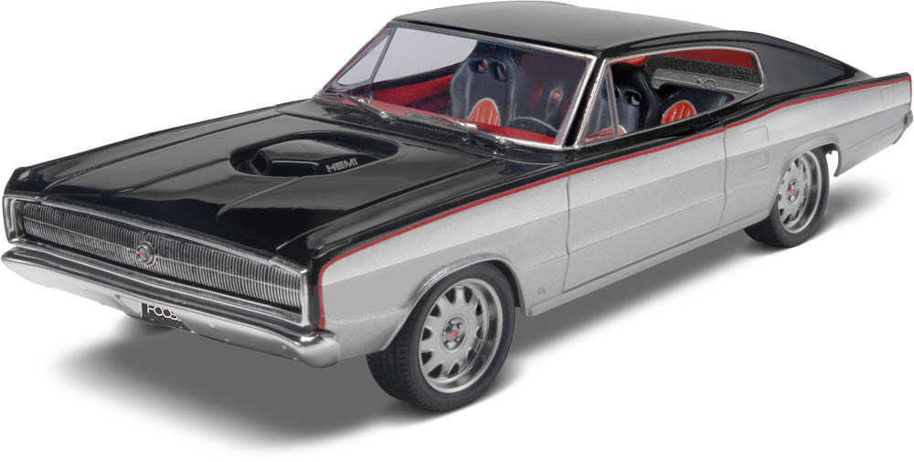 Revell 67 Dodge Charger