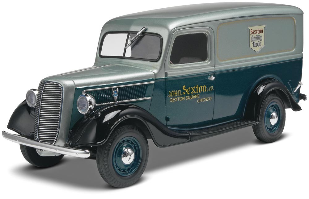 Revell 37 Ford Panel Delivery