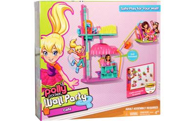 Polly Pocket- Wall Party 2 Asst