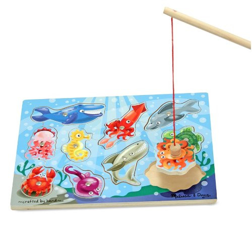 M&D - Magnetic Fishing Game