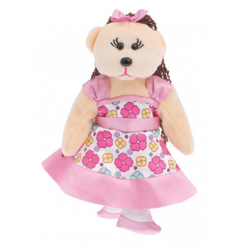 Beanie Kids Megan the Spring Fashion Bear