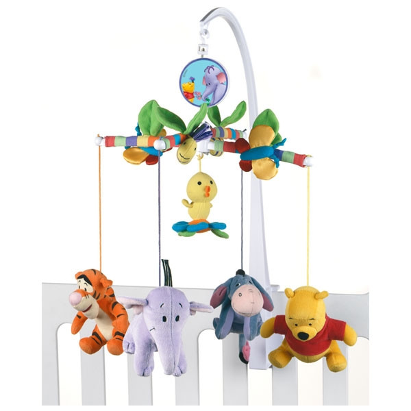 Playgro Musical Mobile Pooh