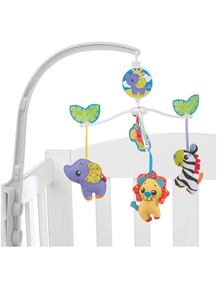 Playgro Musical Mobile Jungle Friends
