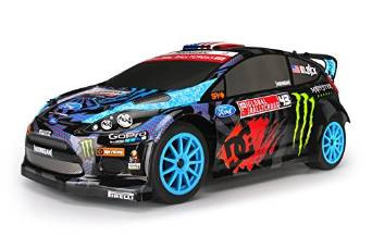 HPI WR8 RTR with 2013 Ken Block Monster Fiesta Body