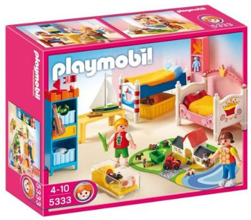 Playmobil Dollhouse Childrens Room