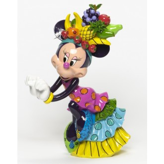Britto Samba Minnie Mouse Figurine