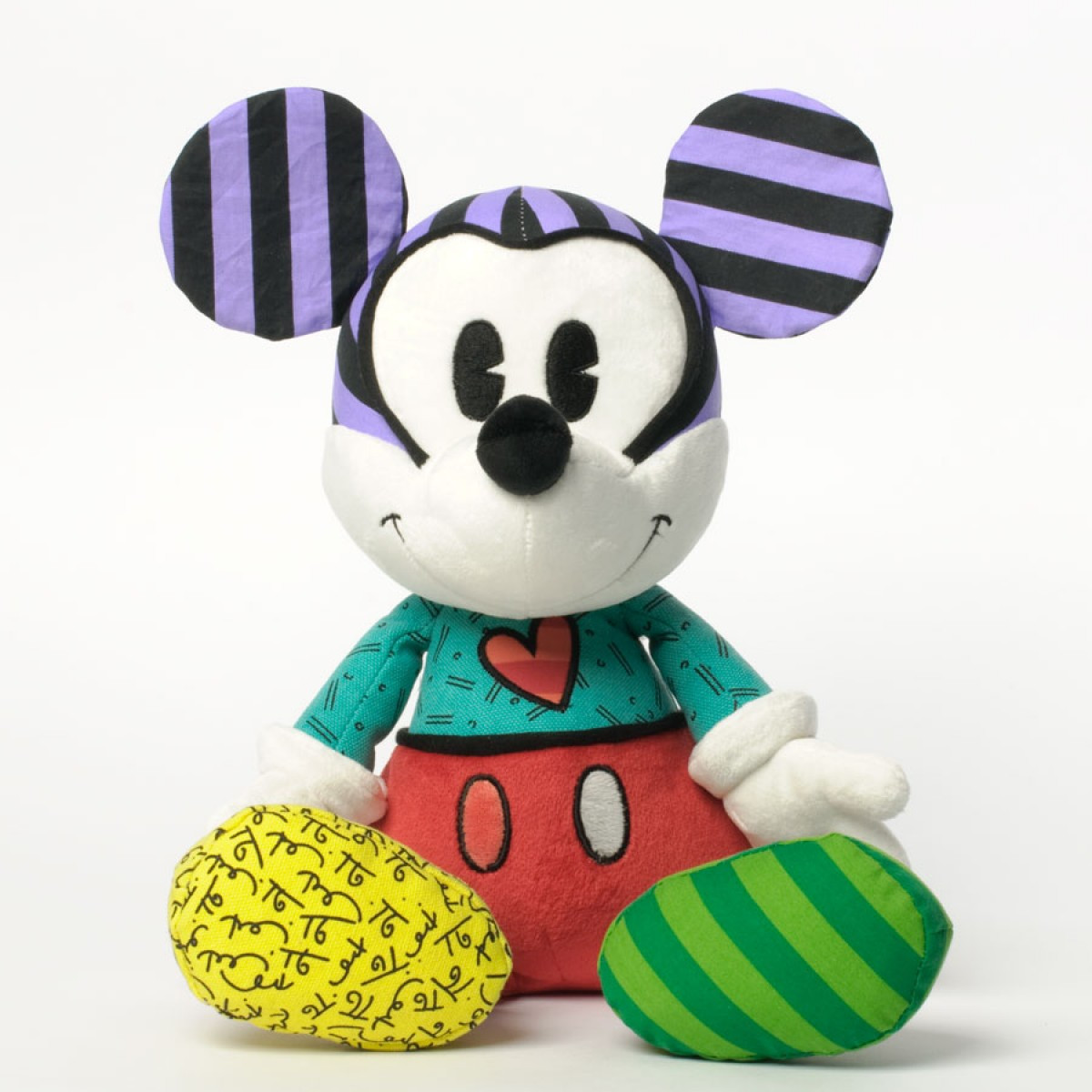 Britto Mickey Plush Large