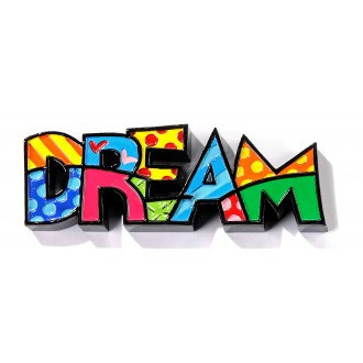 Britto Mini Decor Words Dream