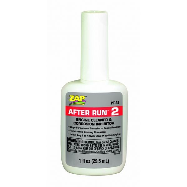 After Run Zap Inhibitor