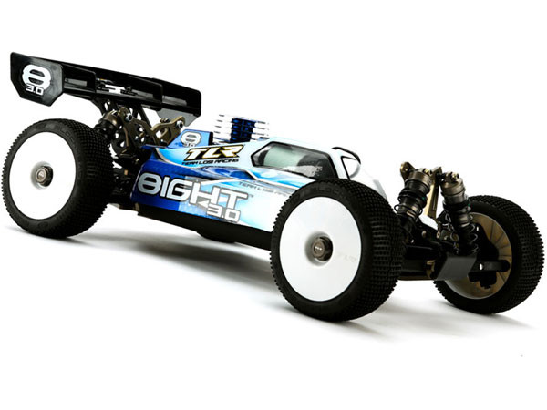 Losi 8ight 3.0 Nitro RC Buggy Kit