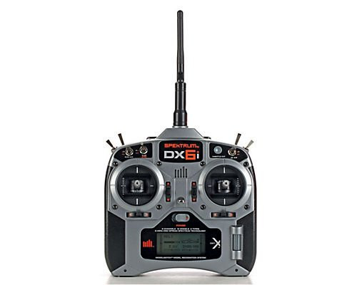 Spektrum DX6i 6-Channel Radio Tx/Rx Combo Mode 2