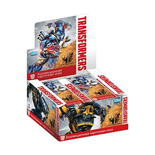 Transformers Trading Card Game Boosters