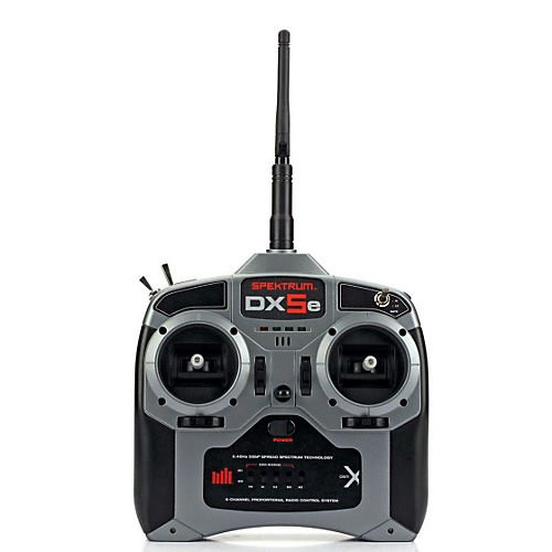 Spektrum DX5e DSMX 5 Channel Tx/Rx Combo Mode 2
