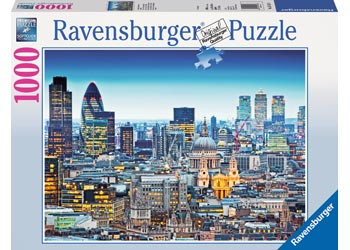 Ravensburger Above Londons Roofs Puzzle 1000pc
