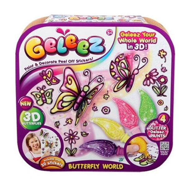 Geleez 3D Butterfly World