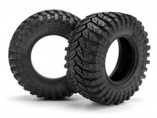 HPI Maxxis Trepador Belted Tyre D Compound (2pcs)