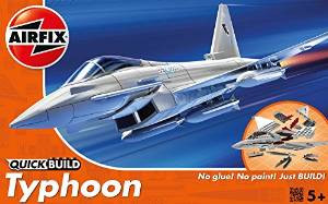 Airfix Quickbuild Eurofighter Typhoon
