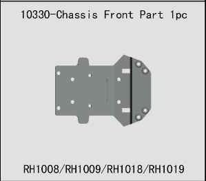 River Hobby Chassis Front Part