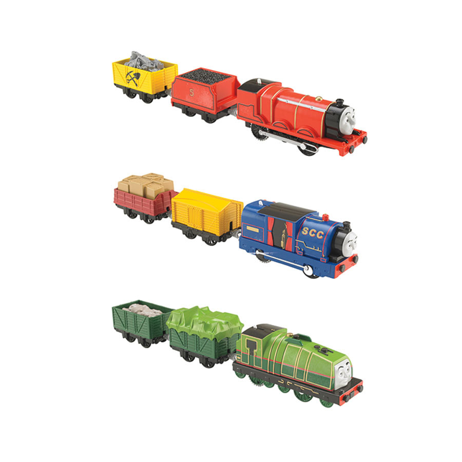 Thomas Track Master New Friends Assortment