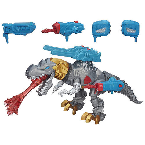 Transformers Hero Mashers Electronic Figure