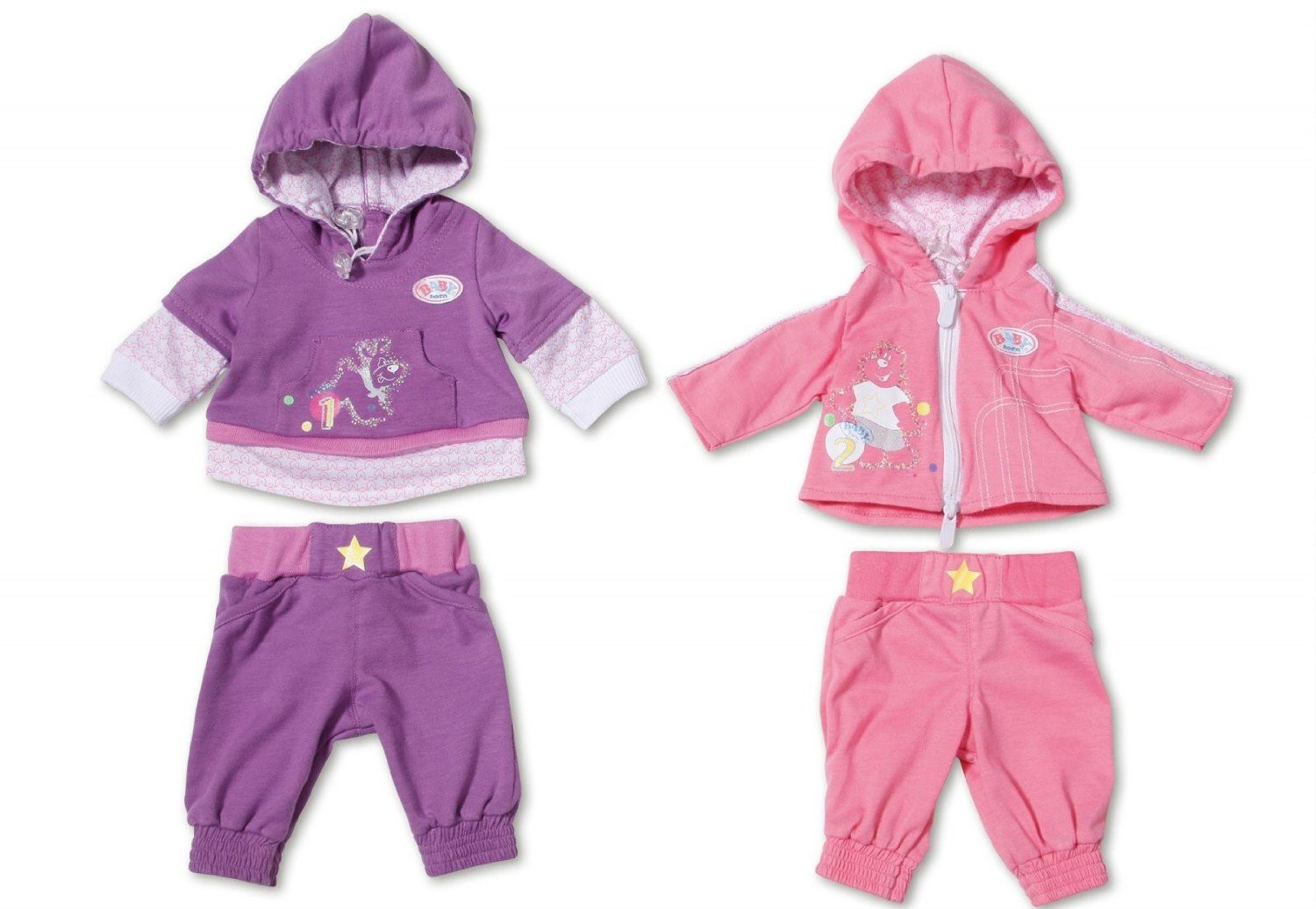 Baby Born Sporty Collection Assortment