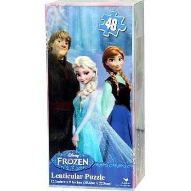 Disney Frozen Lenticular Tower Box