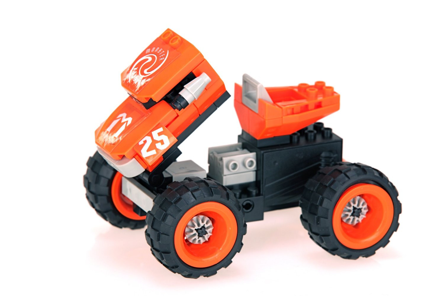 Banbao Monster Racer 81pcs