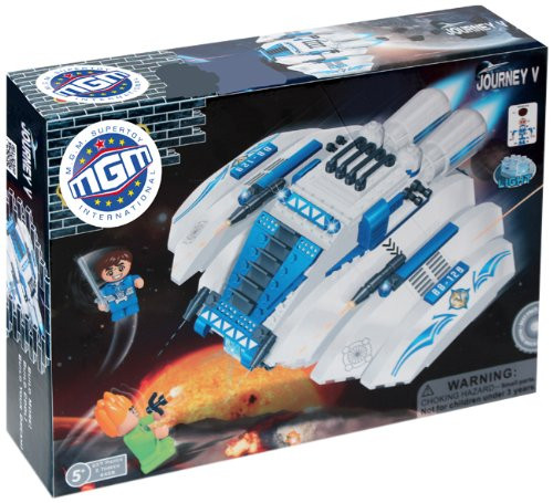 Banbao Space Fighter BB-129 252pcs