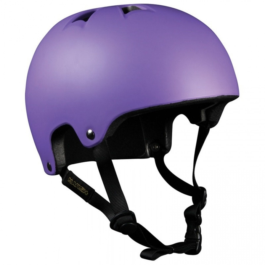 Harsh Pro EPS Helmet Purple XS