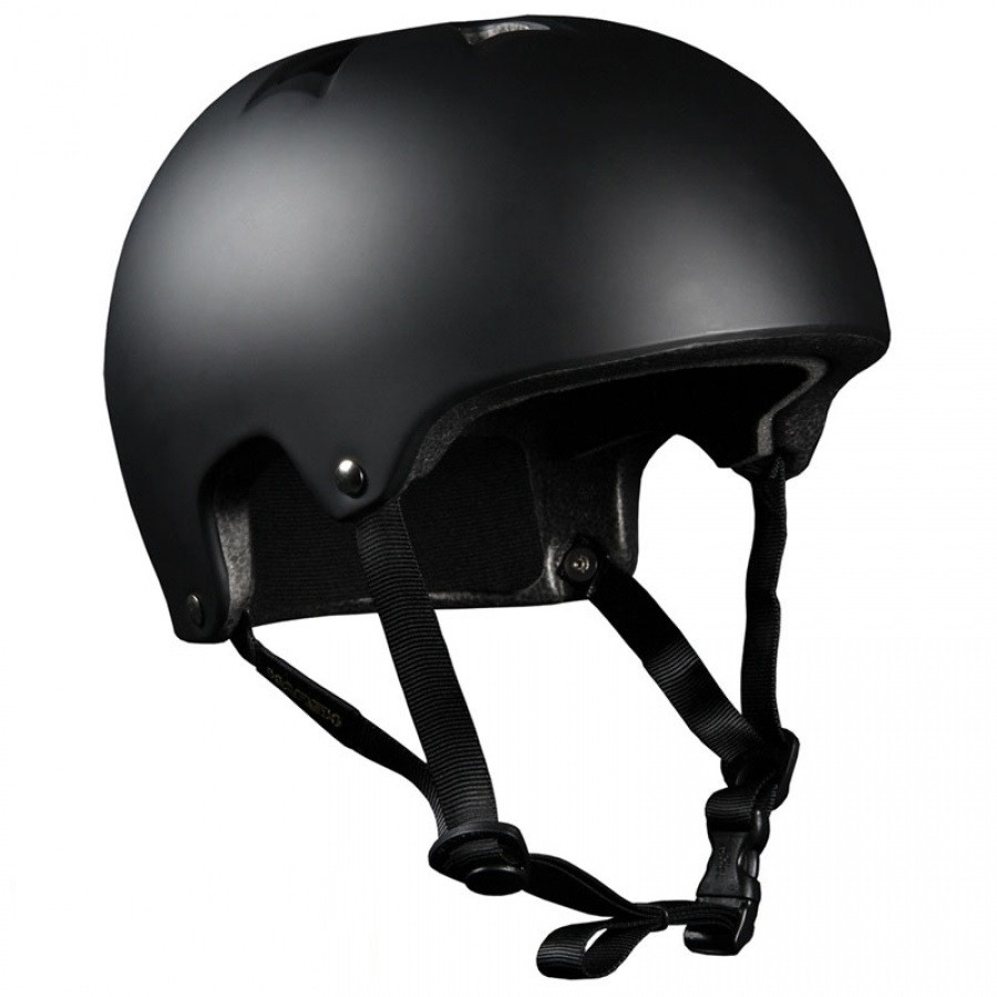 Harsh Pro EPS Helmet Matte Black Small