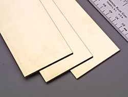 K&S Brass Strip 0.064x2x12inch (1)