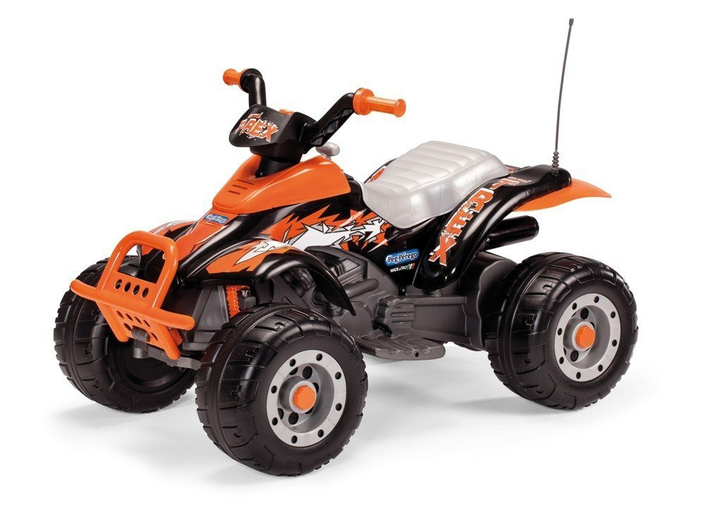Peg Perego Corral T-Rex (Black/Orange) 12V