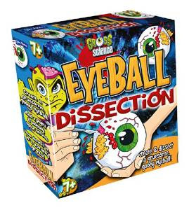 Gross Science - Eyeball Dissection