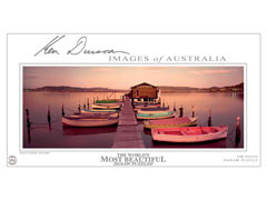 Ken Duncan Panographs Sheathers Wharf NSW 748pc Puzzle