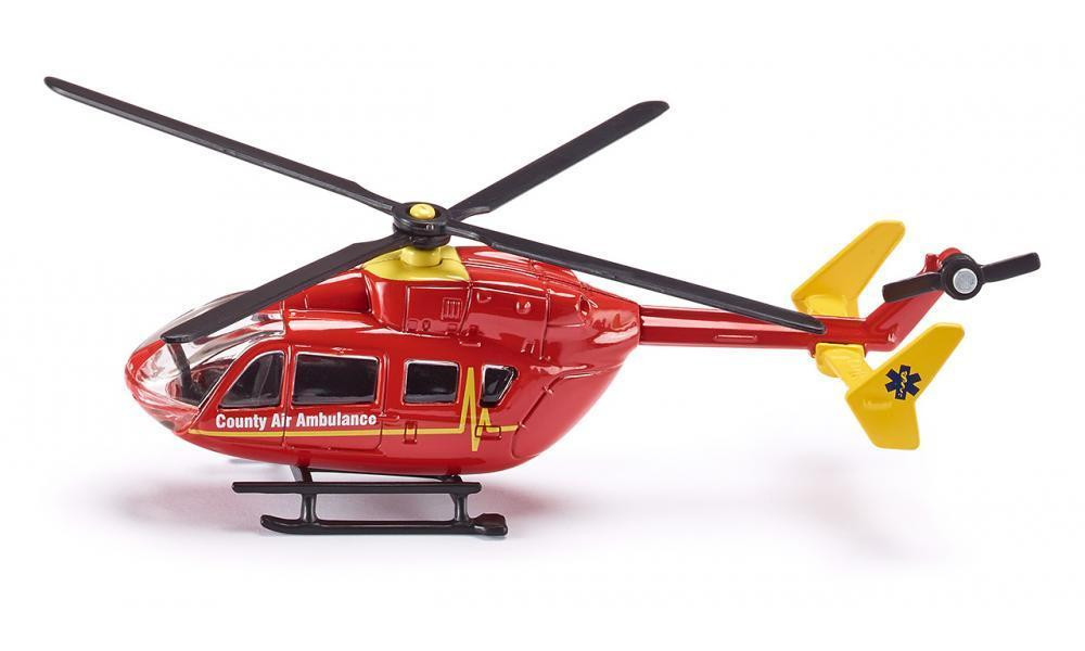 Siku Helicopter Taxi 1:87 Scale