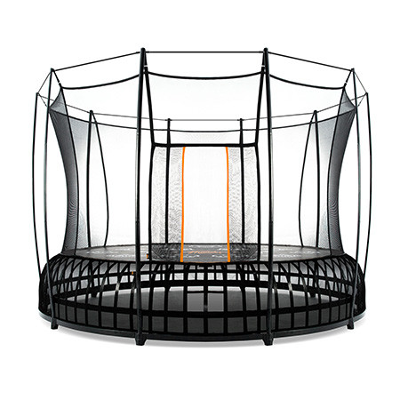 Vuly Extra Large Thunder Trampoline with Tent & Halo