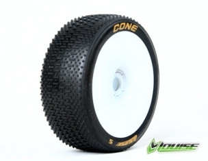 Louise RC B-Cone 1/8 Buggy Tyre Super Soft Compound
