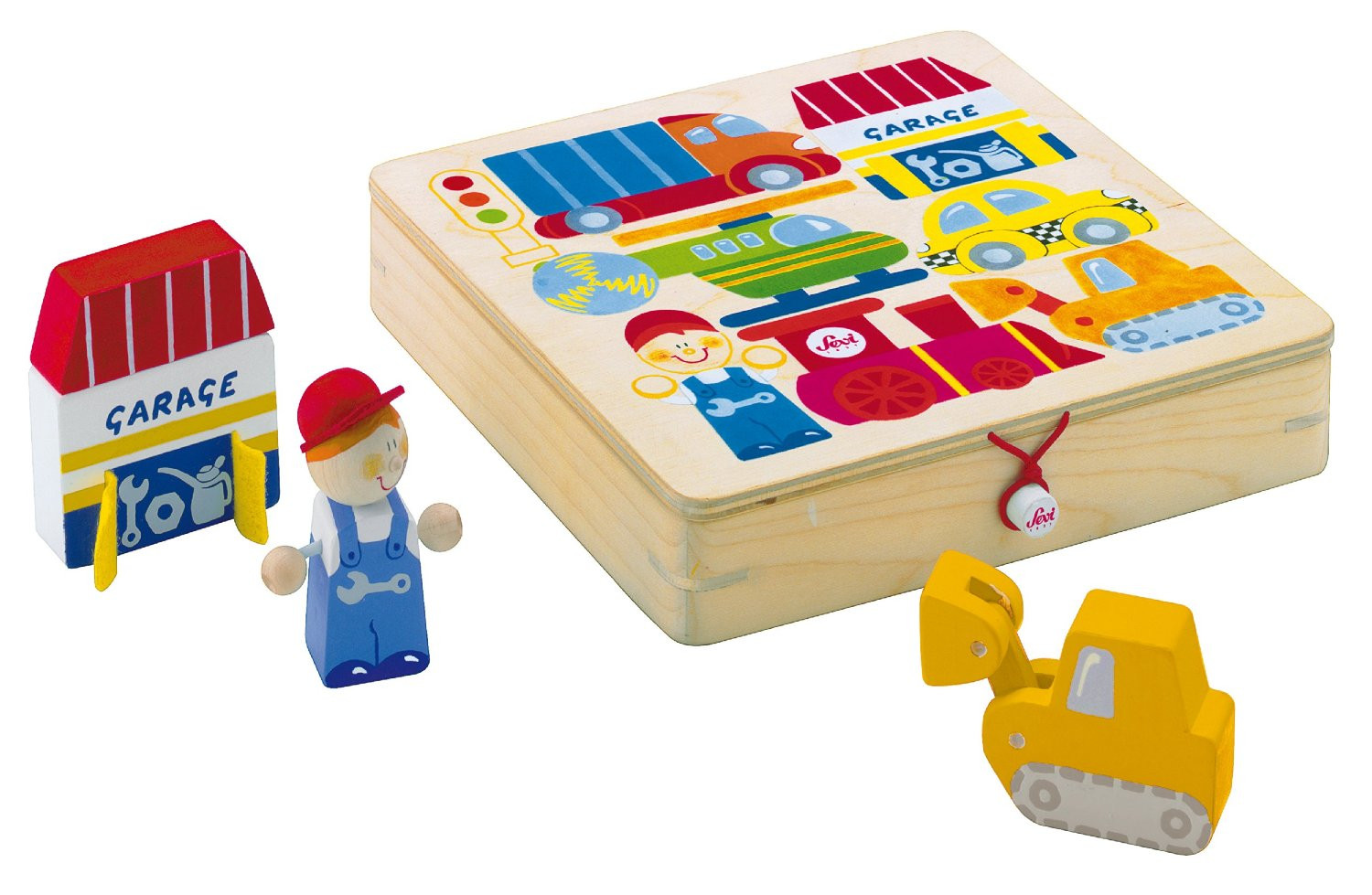 Sevi Play Puzzle Transport