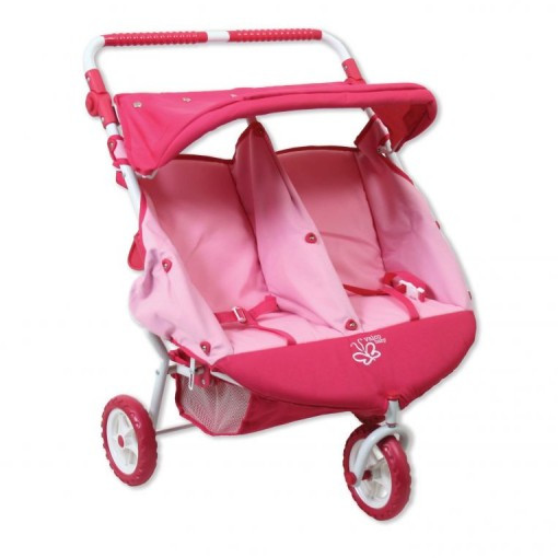 Mini Twin Marathon Butterfly Pram