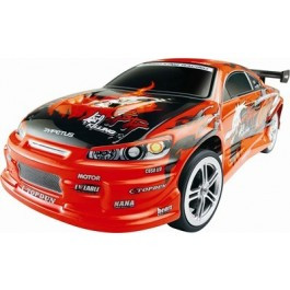 Nitro 1/16 EP Car RTR Condor Red