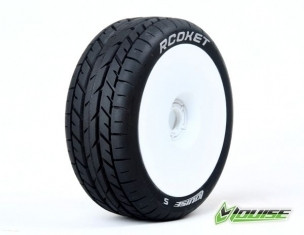Louise RC B-Rocket 1/8 Onroad Buggy Tyre