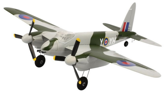 ParkZone Ultra-Micro Mosquito MK IV BNF