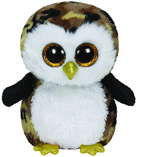 Beanie Boos Regular Owliver the Camouflage Owl