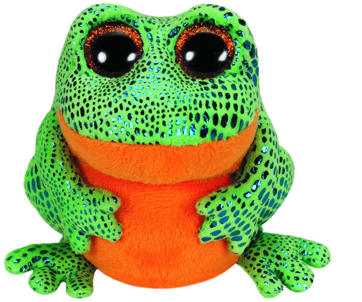 Beanie Boos Regular Speckles the Green Frog